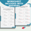 Area Circumference Worksheets