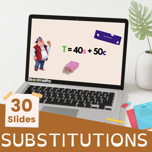 Substitution Into Formulae And Expressions Ks3