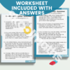 Conditional Probability Worksheets