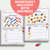 Tally Chart Worksheets For Grade 1