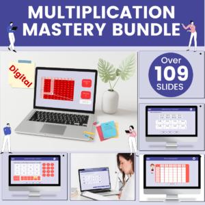 Multiplication Mastery Bundle Year 3